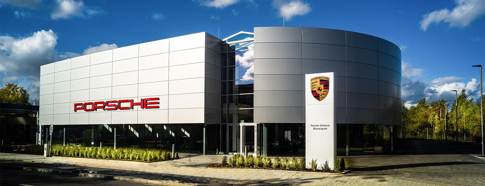 Porsche Centre Olympiapark